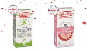 Misez sur une crème fiable et de grande qualité pour vos recettes de fin d'année !