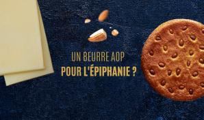 Faites le choix d'un beurre AOP pour vos galettes !